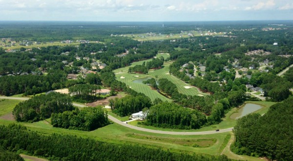 Myrtle Beach Myrtlewood Golf Course